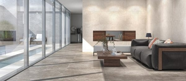ambiente rodas gris (suelo) y rodas beige (pared)