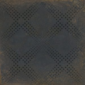 Decor Industrial Black 20×20