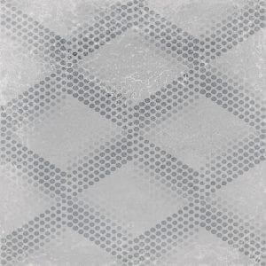 Decor Industrial Silver 20×20