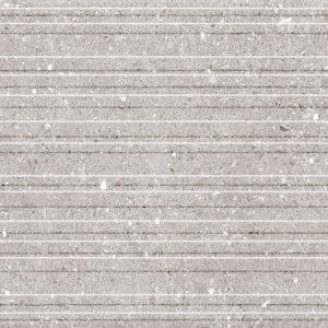 RELIEVE BIRON GREY 25×50