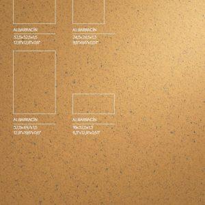 Gresan detalle – Albarracin formatos disponibles