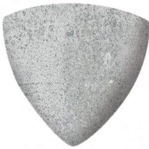 Opera Uña arista 3×3 cm Silver