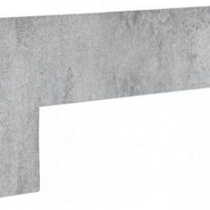 Opera Zanquín recto 42,3×17,5 cm C-1 Silver