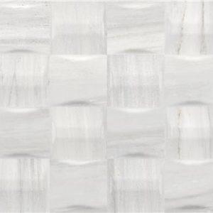Castle Combe Mosaic Grey Brillo 33,3×90 Rectificado