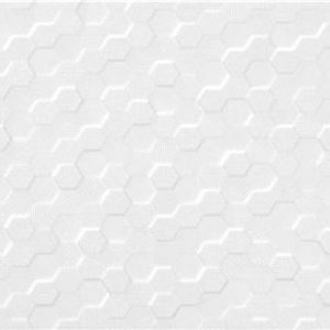 Lenzie Mosaic Blanco Satinado 33,3×100