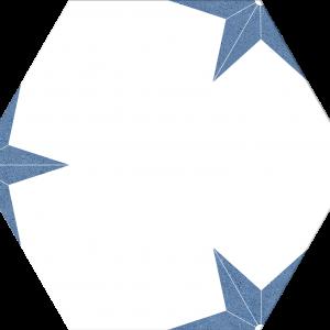 Stella Azul – 22×25