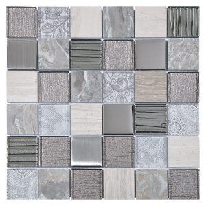 ELEMENTS Grey – 30X30