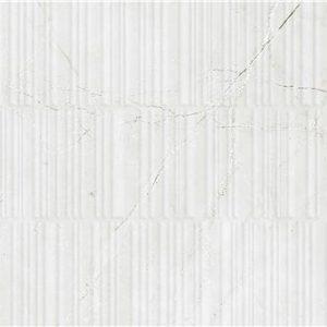 MARBLE DECOR ART WHITE 33,3X90 RECT